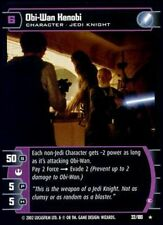 Star Wars TCG ANH A New Hope Obi-Wan Kenobi (E) 32/180