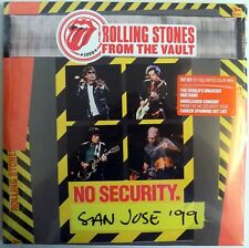 Rolling Stones - San Jose '99 - 3 LP Set - 180 Gram Color Vinyl  - Sealed