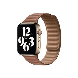 Bracelet apple watch cuir 44 mm ( Neuf )