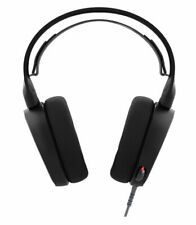 SteelSeries Arctis 5 Black Over the Ear Gaming Headsets for PC