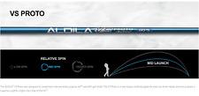 BRAND NEW ALDILA VS PROTO 60 S STIFF FLEX .335 TIP DRIVER SHAFT 3.2 TORQUE
