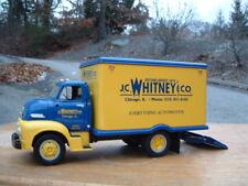 1953  FORD J C WHITNEY AUTOMOTIVE BOX VAN STRAIGHT TRUCK W/ LIFTGATE- FIRST GEAR