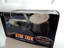 HOT WHEELS STAR TREK USS ENTERPRISE NCC1701 NEW IN BOX 2008 Mattel Series DEFECT