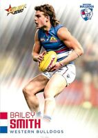 ✺New✺ 2020 WESTERN BULLDOGS AFL Card BAILEY SMITH Footy Stars