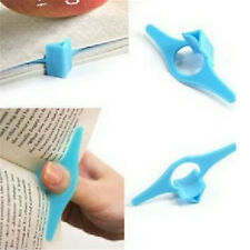 Multi-functional Thumb Book Page Holder  Bookmark Stationary Supplies Gift