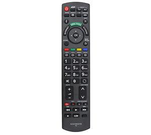 Replacement Remote Control For Panasonic TX26LXD69A TX-L37S20B TX-L37U3B