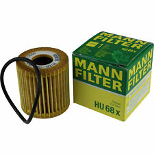 Original MANN-FILTER Ölfilter Oelfilter HU 68 x Oil Filter