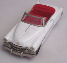 TIN PLATE FRICTION DRIVE  CADILLAC - 1:18 SCALE