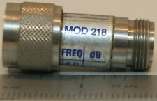 Midwest 218 Coaxial Attenuator 6dB DC-12.4GHz 2W