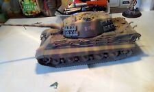 1/35 KING TIGER BUILT AND PAINTED