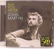 John Martyn  May You Never  Very Best Of  Remastered  CD 2009  Island Folk Rock