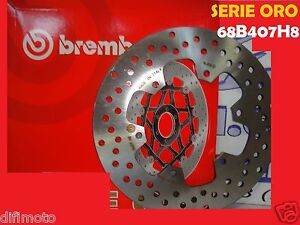 DISCO FRENO BREMBO POSTERIORE YAMAHA 850 TDM 91 > 01 68B407H8