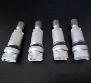 4X Fit Jeep Dodge Peugeot Tire Pressure Sensor Car Valve Stem Rebuild Repair Kit