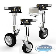 1set CYS-R2290 gear 90 Degree Electric Retract w/wheel for 12kg-13kg RC Airplane