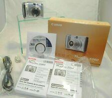 Canon Powershot A560 2.5