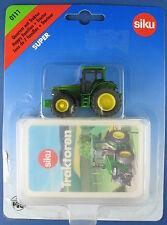 Siku 0111 - Traktoren Quartett mit Traktor - John Deere 6920 S - Kartenspiel 2