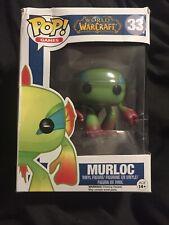 World of Warcraft Murloc Funko Pop! Vinyl Figure #33 - Green - Damaged Box