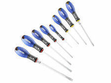 Britool E160904b Screwdriver Set 8 Piece Slotted / Phillips