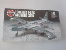 LOCKHEED F-80C SHOOTING STAR    1/72   AIRFIX VINTAGE