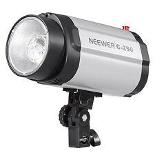 Neewer C-250 250W Studio Photographic Strobe/Flash Light Main Fill or Back Light