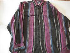 New listing Mens Western Shirt Xl Vintage Wrangler Cowboy Rodeo