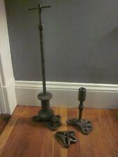Rare Vtg Herbrand Slide Hammer Rear Axle / Hub Drum Puller Set Rat Hot Rod Tool