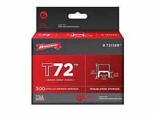 Arrow T72 Insulated Staples 9mm X 15mm (300)
