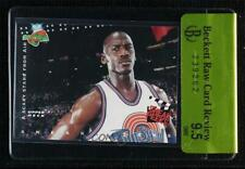 1996 Upper Deck Space Jam Michael Jordan #56 HOF