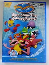 Rubbadubbers: Here Come the Rubbadubbers (DVD, 2004)