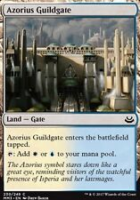 4x Cancello della Gilda Azorius - Azorius Guildgate MTG MAGIC MM3 English