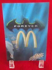 Bill Elliott Prototype 1995 Batman Action Packed McDonald's Motion VERY RARE