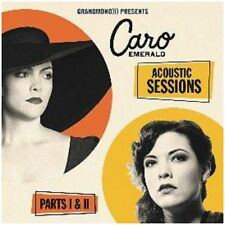CARO EMERALD - ACOUSTIC SESSIONS  PARTS 1 & 2 CD Liquid Lunch