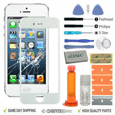 Apple White Mobile Phone Parts for iPhone 5s
