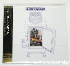 HERBIE HANCOCK / Fat Albert Rotunda JAPAN CD Mini LP w/OBI WPCR-12751
