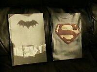 Batman & Superman The Golden Age Hardback Book Set History Premiums