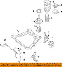 NISSAN OEM 2014 Murano Front Suspension-Strut E43021AA3C