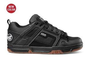 DVS Shoes Ho18 Comanche Black White Gum Nubuck