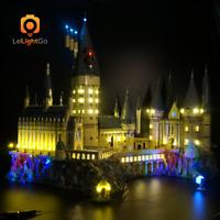 LED-Beleuchtungsset für LEGO 71043 Harry Potter Hogwarts Castle Beleuchtungsset