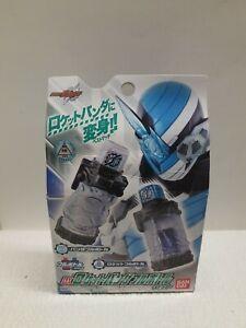 BANDAI Masked Rider / Kamen Rider Build DX Rocket Panda Full Bottle Set Japan