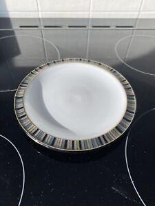 Denby Jet Stripe Small Plates