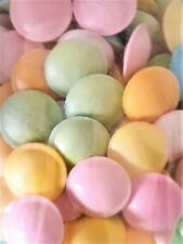 Frisia UFO Sherbet Flying Saucers Party Tub Retro Sweets Pack of 300 Pcs