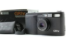 【Ex+5 in BOX】Ricoh GR1v DATE Black 35mm Point & Shoot Film Camera from JAPAN 265
