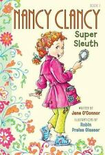 NANCY CLANCY Super Sleuth (Brand New Paperback) Jane O'Connor