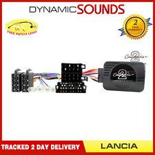 CTSLA001.2 Adaptateur Commande Volant Support Bouton Téléphone pour Lancia Delta