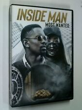 Inside Man: Most Wanted (DVD, 2019)