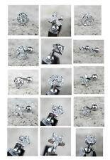Handmade Cubic Zirconia Stainless Steel Fashion Jewellery