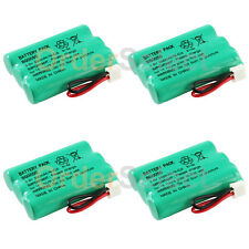 4x Rechargeable Home Phone Battery for V-Tech ER-P510 89-1323-00-00 Model 27910