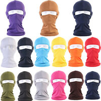 Breathable Balaclava Motorbike Cycling Face Mask Snood Neck Tube Helmet Wind pro