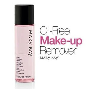 Mary Kay Oil Free Eye Make Up Remover New Expires 08/23