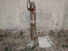 Dayton 1LZP8 1/2 HP 115VAC 364 Ft Max Head 13 Stage Submersible Deep Well Pump